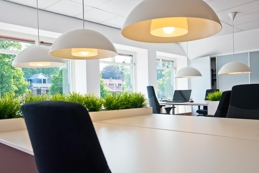 Flexible work places