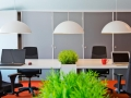 Open office work places