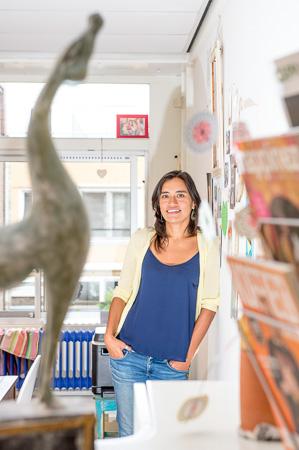 Bewonersportret Sabine van Meeteren